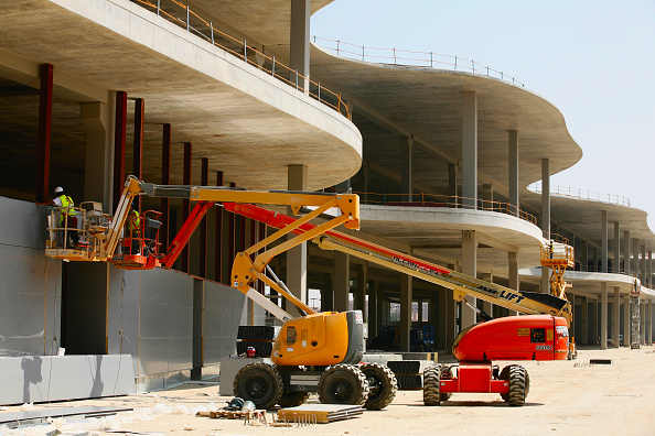 Sunny「Construction of International Pavilions for Expo 2008, Zaragoza, Spain」:写真・画像(4)[壁紙.com]