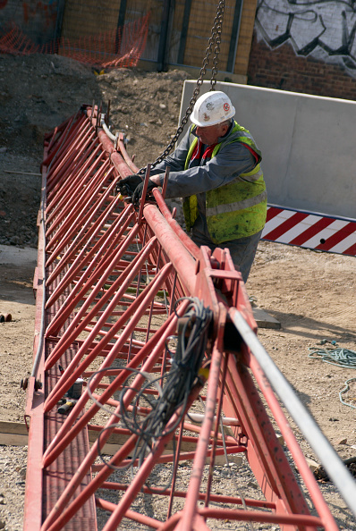 Effort「Construction site, Kennington, London, UK」:写真・画像(17)[壁紙.com]