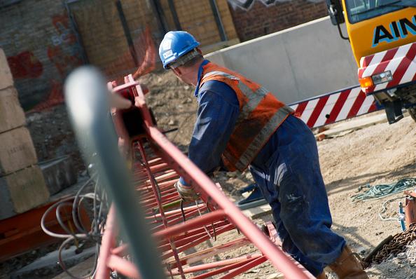 Caucasian Ethnicity「Construction site, Kennington, London, UK」:写真・画像(19)[壁紙.com]