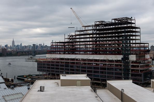 Construction Site「Brooklyn Navy Yard」:写真・画像(17)[壁紙.com]
