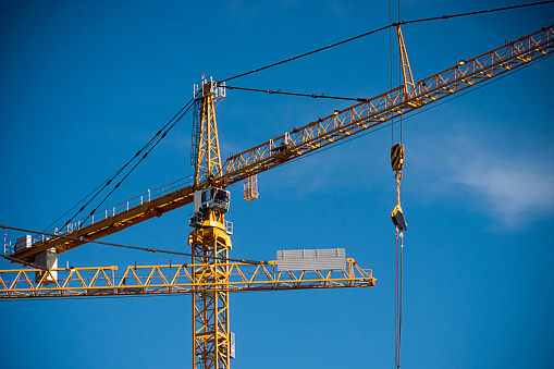Scandinavia「Construction site cranes」:スマホ壁紙(13)