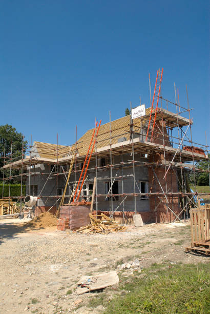 Construction of new house:ニュース(壁紙.com)