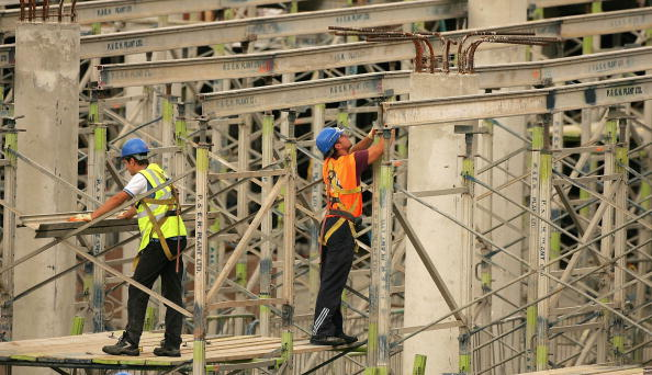 Construction Worker「Construction Firm Multiplex Doubles Profits」:写真・画像(1)[壁紙.com]