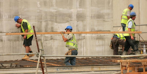 Manual Worker「Construction Firm Multiplex Doubles Profits」:写真・画像(8)[壁紙.com]