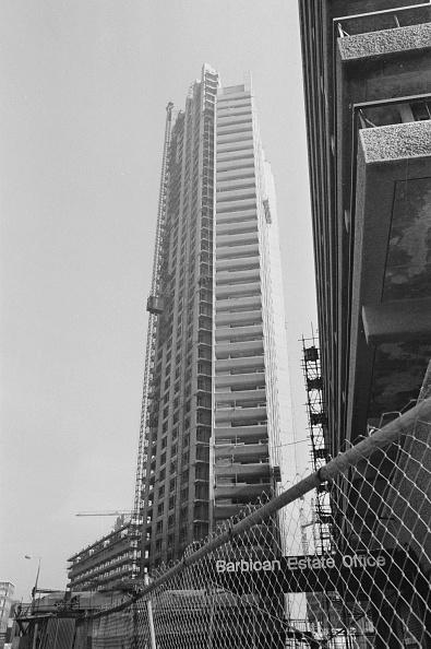 City of London「Barbican Estate Nears Completion」:写真・画像(11)[壁紙.com]