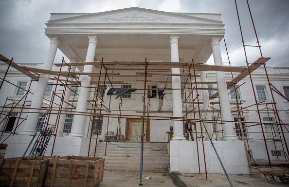 雪だるま「'Dream City' Constructed In Erbil」:写真・画像(14)[壁紙.com]