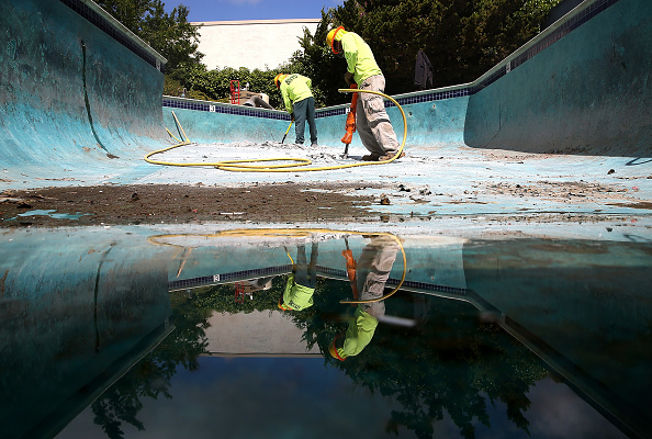Environmental Conservation「Some California Residents Opting To Shutter Their Pools Due To State's Severe Drought」:写真・画像(13)[壁紙.com]
