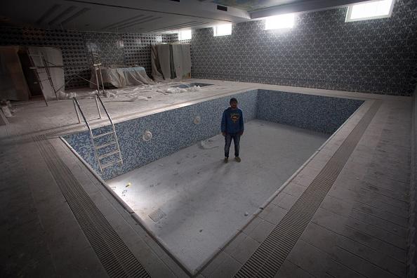雪だるま「'Dream City' Constructed In Erbil」:写真・画像(19)[壁紙.com]