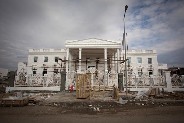 雪だるま「'Dream City' Constructed In Erbil」:写真・画像(17)[壁紙.com]
