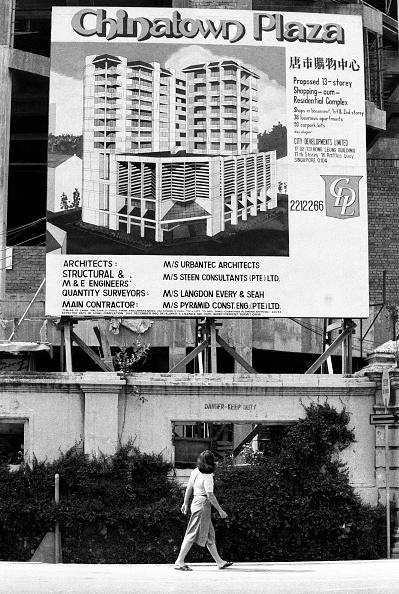 Alex Bowie「Construction of Chinatown Plaza」:写真・画像(17)[壁紙.com]