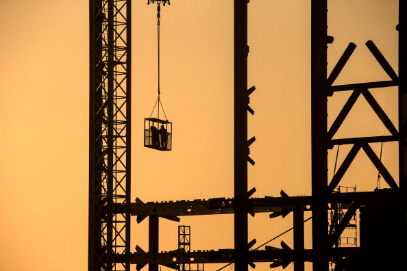 Construction Industry「Views Of The Ever Changing London Skyline」:写真・画像(8)[壁紙.com]