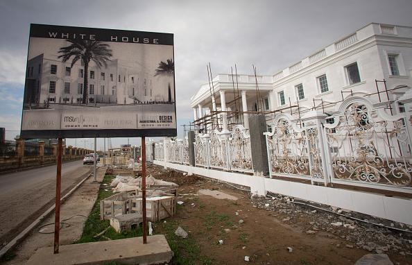 雪だるま「'Dream City' Constructed In Erbil」:写真・画像(16)[壁紙.com]