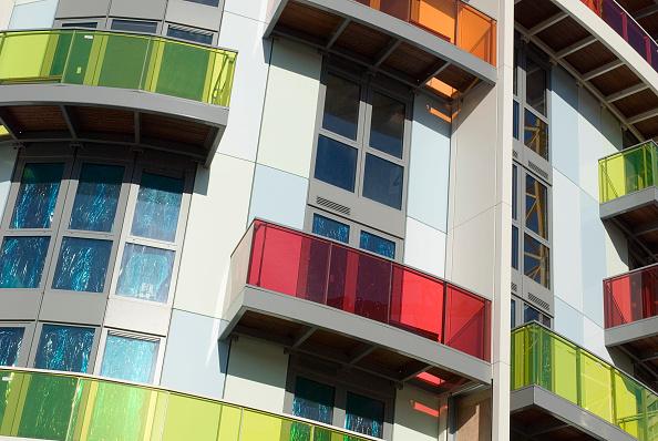 Full Frame「Construction in Stratford, East London, UK」:写真・画像(8)[壁紙.com]