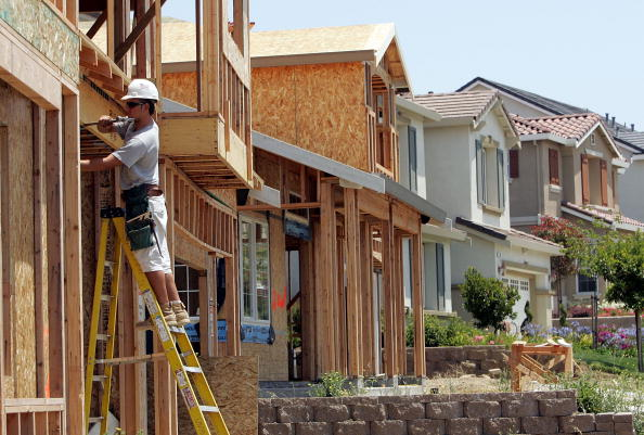 Home Ownership「New Home Sales Increase Despite Rising Mortgage Rates」:写真・画像(17)[壁紙.com]
