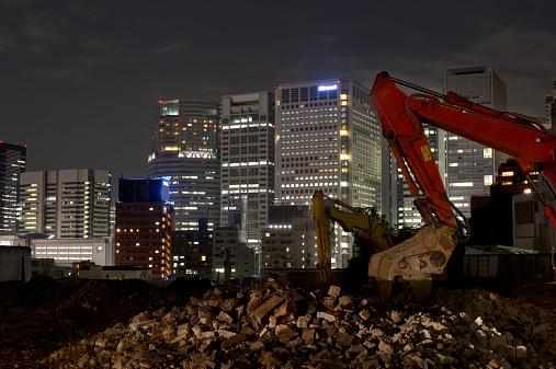 Earth Mover「Construction site」:スマホ壁紙(17)
