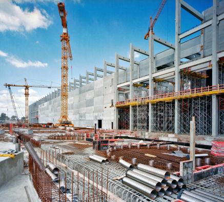 Crane - Construction Machinery「Construction site」:スマホ壁紙(19)