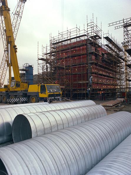 Construction Equipment「Construction site」:写真・画像(5)[壁紙.com]