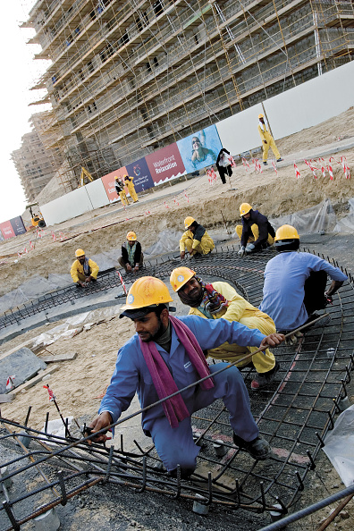 Construction Material「Construction at the Festival City at Al Garhoud, Dubai, United Arab Emirates, December 2006.」:写真・画像(19)[壁紙.com]
