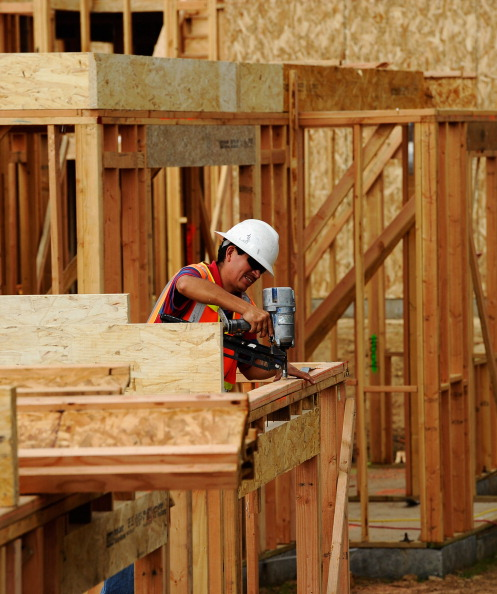 Azusa - California「October New Home Sales Down 28 Percent From Previous Year」:写真・画像(16)[壁紙.com]