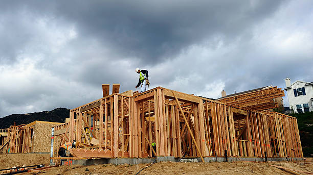 October New Home Sales Down 28 Percent From Previous Year:ニュース(壁紙.com)