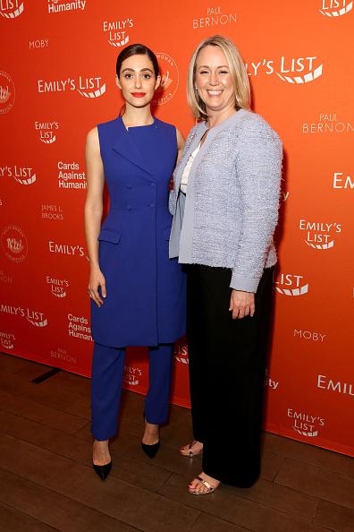 "Dress Over Pants「EMILY's List's ""Resist, Run, Win"" Pre-Oscars Brunch」:写真・画像(9)[壁紙.com]"