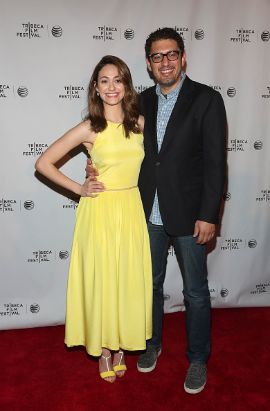 Emmy Rossum「Tribeca Talks After The Movie: Mr. Robot - 2015 Tribeca Film Festival」:写真・画像(4)[壁紙.com]