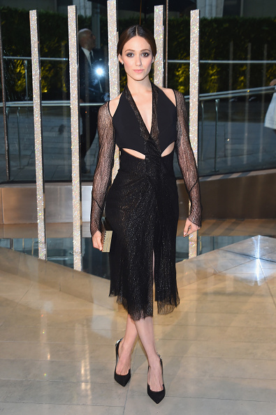 Emmy Rossum「2015 CFDA Fashion Awards - Cocktails」:写真・画像(6)[壁紙.com]
