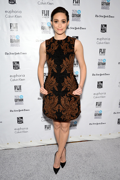 Emmy Rossum「25th Annual Gotham Independent Film Awards」:写真・画像(9)[壁紙.com]