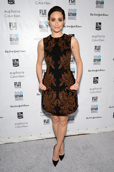 Emmy Rossum「25th Annual Gotham Independent Film Awards」:写真・画像(5)[壁紙.com]