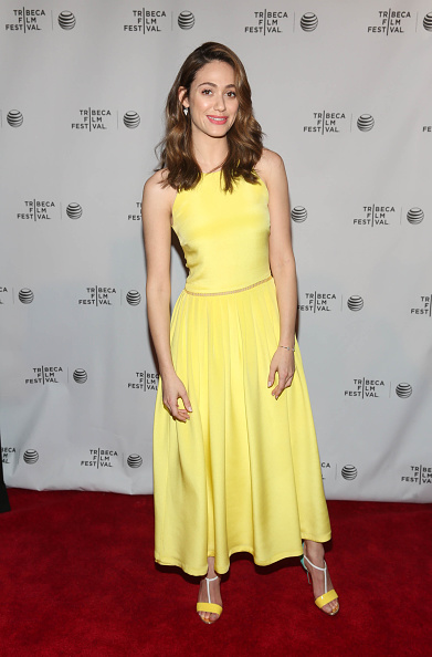 Yellow Dress「Tribeca Talks After The Movie: Mr. Robot - 2015 Tribeca Film Festival」:写真・画像(3)[壁紙.com]