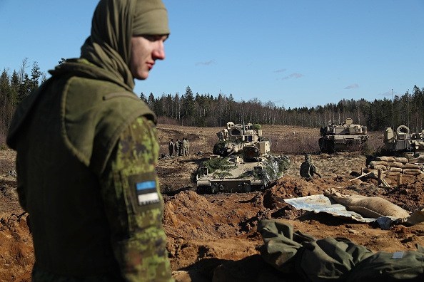 Russian Military「US Troops Participate In Estonia Exercises」:写真・画像(18)[壁紙.com]