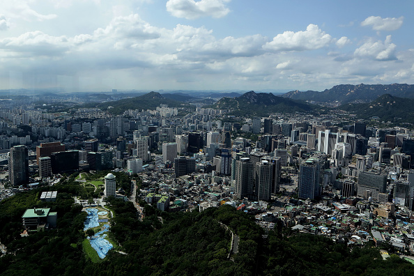 Seoul「Seoul, The Mega-city Within Range Of North Korean Guns」:写真・画像(7)[壁紙.com]
