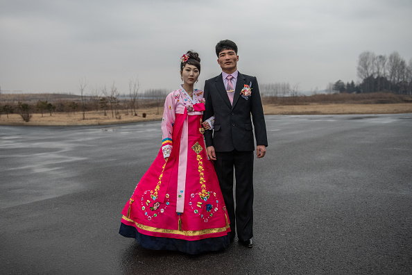 Heritage Images「Daily Life In North Korea」:写真・画像(1)[壁紙.com]