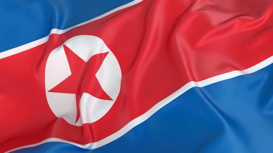 Patriotism「North Korea Flag」:スマホ壁紙(15)