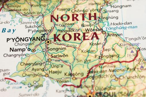 Korea「North Korea map」:スマホ壁紙(17)