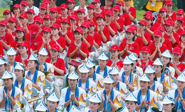 Chung Sung-Jun「North Korean Athletes Attend World Student Games In South Korea」:写真・画像(12)[壁紙.com]