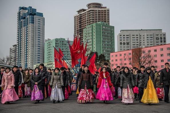 Pyongyang「Daily Life In North Korea」:写真・画像(10)[壁紙.com]