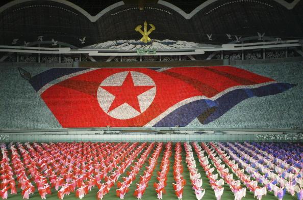 Pyongyang「Celebrations Mark North Korea's Workers' Party Anniversary」:写真・画像(1)[壁紙.com]