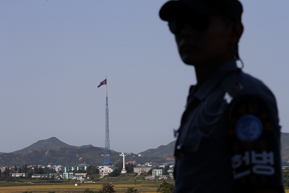 Chung Sung-Jun「Panmunjom As Tension Between US And North Korea Escalates」:写真・画像(0)[壁紙.com]