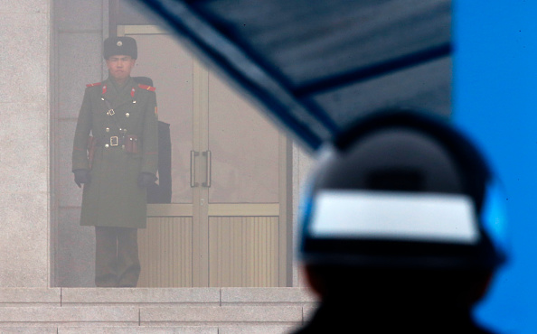 Shallow「Tension Rises At Panmunjom After North Korea's Nuclear Test」:写真・画像(2)[壁紙.com]