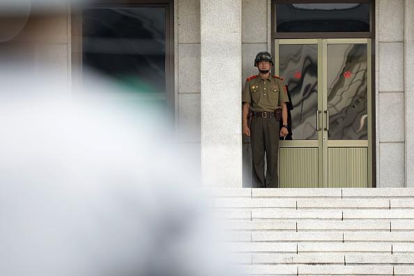 Japan「Panmunjom On High Alert As Tension Rising After North Korea's ICBM Missile Launch」:写真・画像(7)[壁紙.com]