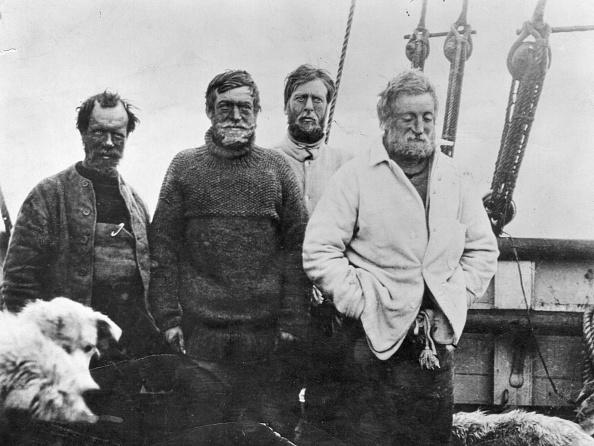 Spencer Arnold Collection「Shackleton On Ship」:写真・画像(15)[壁紙.com]