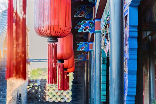 Chinese Lantern「Chinese lantern」:スマホ壁紙(18)