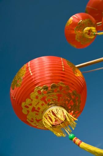 Chinese Lantern「Chinese lanterns」:スマホ壁紙(19)