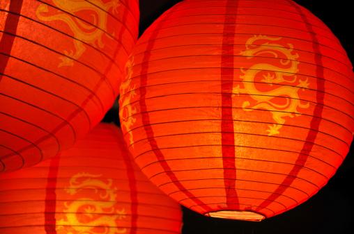 Chinese Lantern「Chinese lanterns」:スマホ壁紙(14)