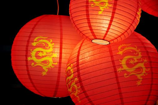 Chinese Lantern「Chinese lanterns」:スマホ壁紙(13)