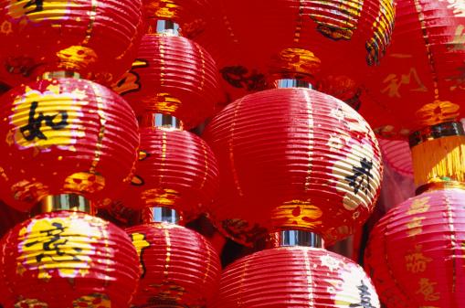 Chinese Lantern「Chinese Lanterns」:スマホ壁紙(11)