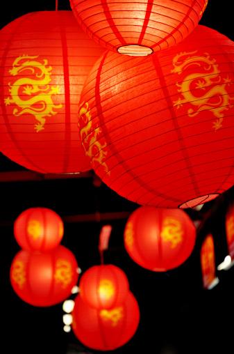 Chinese Lantern Lily「Chinese lanterns」:スマホ壁紙(8)
