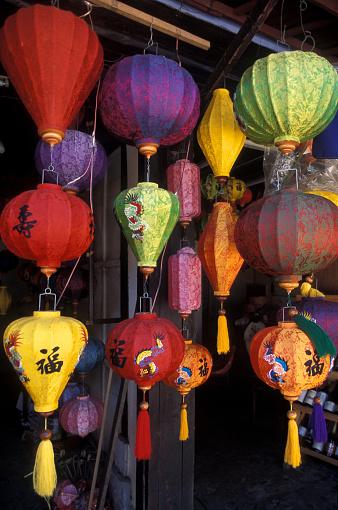 Chinese Lantern「Chinese Lanterns, Hoi An, Vietnam」:スマホ壁紙(1)