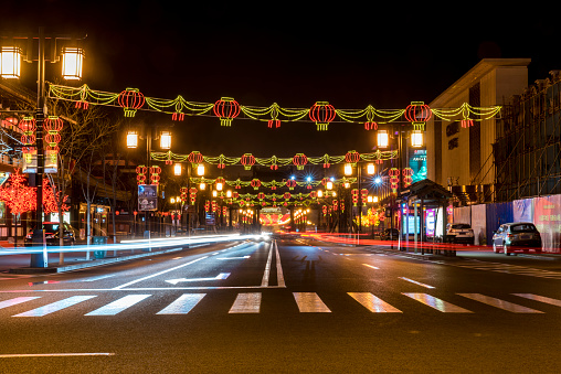 UNESCO「Chinese lanterns light decorations」:スマホ壁紙(19)